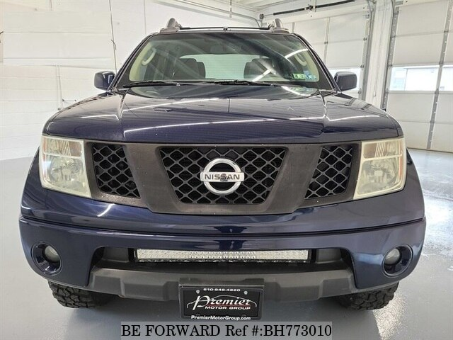 Used 2008 NISSAN FRONTIER BH773010 for Sale