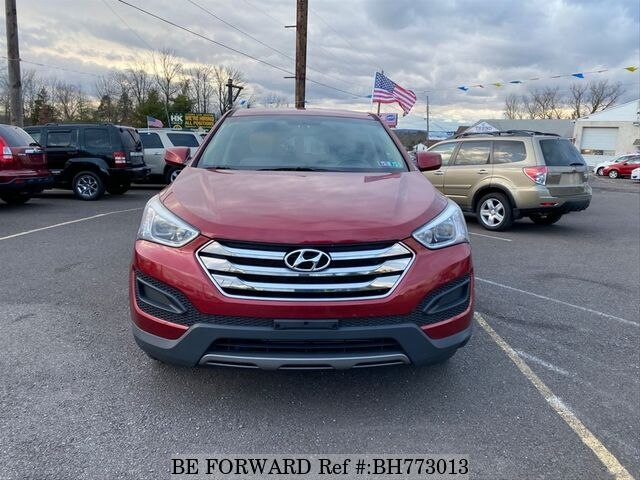 Used 2015 HYUNDAI SANTA FE BH773013 for Sale