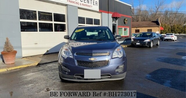 Used 2014 CHEVROLET EQUINOX BH773017 for Sale