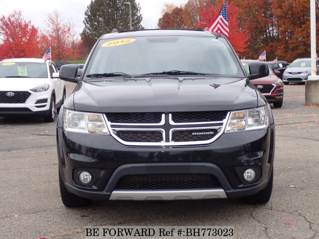 Used 2012 DODGE JOURNEY BH773023 for Sale