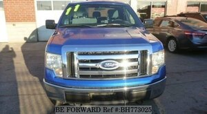 Used 2011 FORD F150 BH773025 for Sale