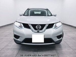 Used 2014 NISSAN ROGUE BH773027 for Sale