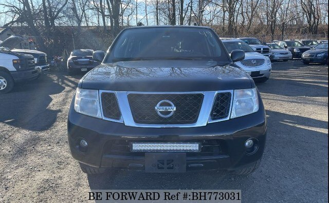 Used 2010 NISSAN PATHFINDER BH773031 for Sale