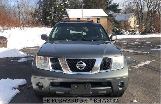 Used 2006 NISSAN PATHFINDER BH773032 for Sale