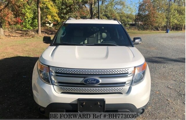 Used 2012 FORD EXPLORER BH773036 for Sale