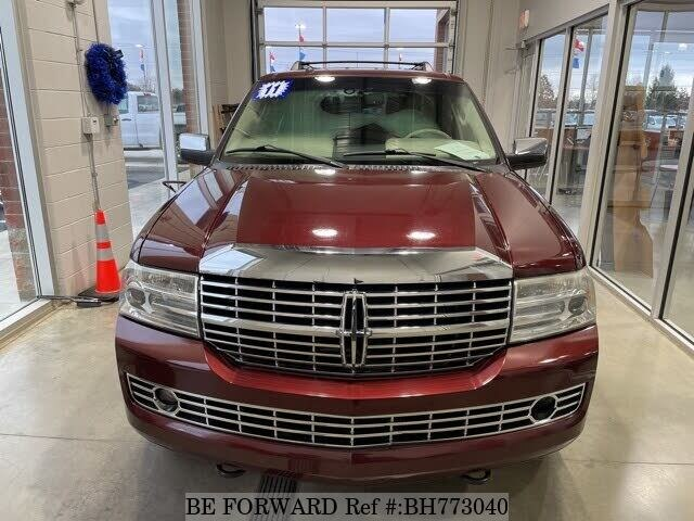 Used 2011 LINCOLN NAVIGATOR BH773040 for Sale