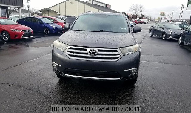 Used 2011 TOYOTA HIGHLANDER BH773041 for Sale