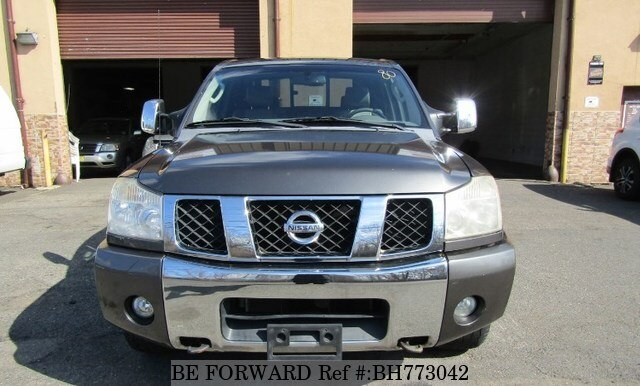 Used 2006 NISSAN TITAN BH773042 for Sale
