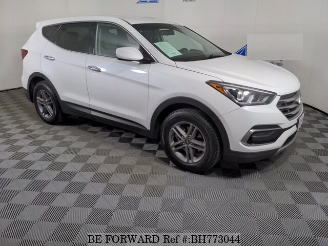 Used 2017 HYUNDAI SANTA FE BH773044 for Sale