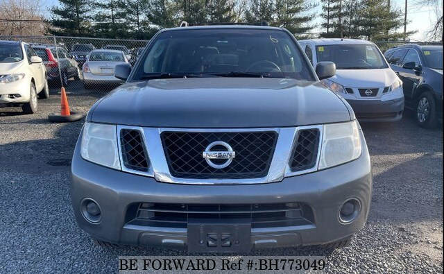 Used 2009 NISSAN PATHFINDER BH773049 for Sale