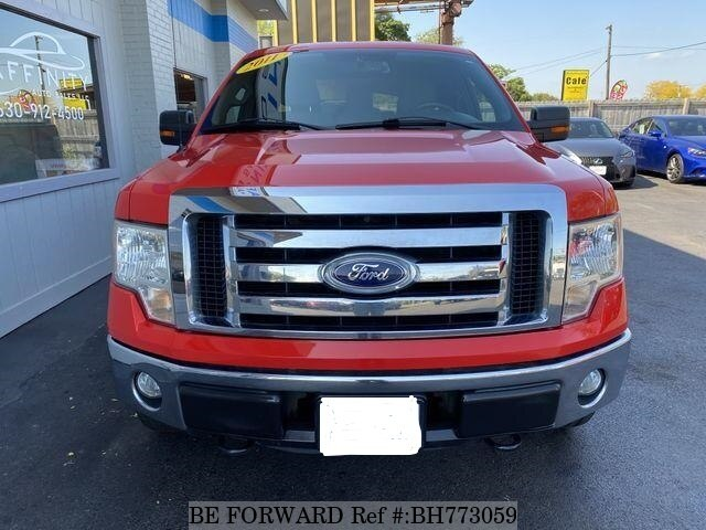 Used 2011 FORD F150 BH773059 for Sale