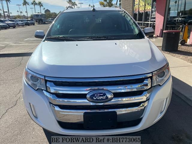 Used 2012 FORD EDGE BH773065 for Sale