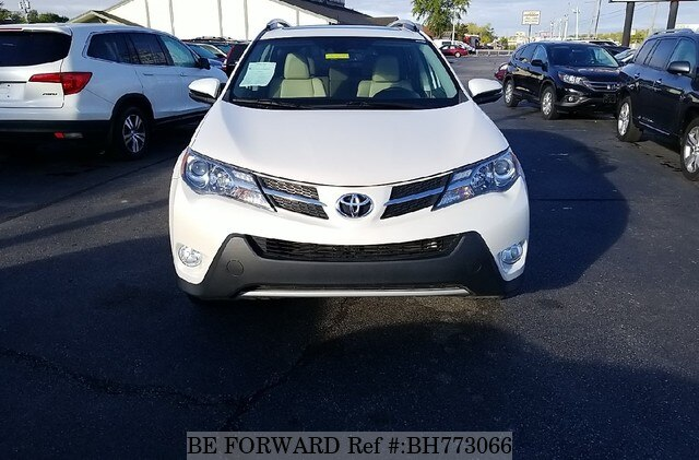 Used 2014 TOYOTA RAV4 BH773066 for Sale