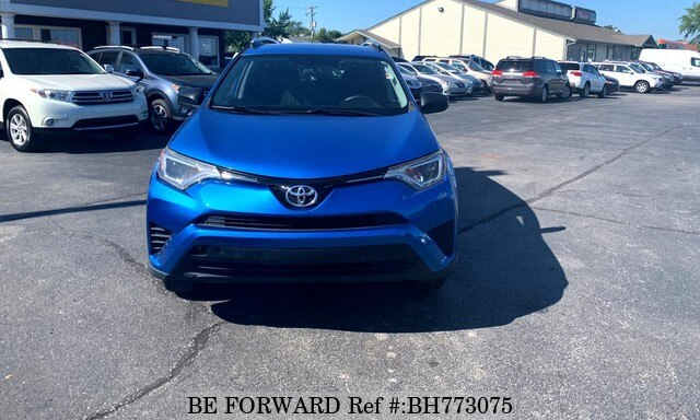 Used 2016 TOYOTA RAV4 BH773075 for Sale