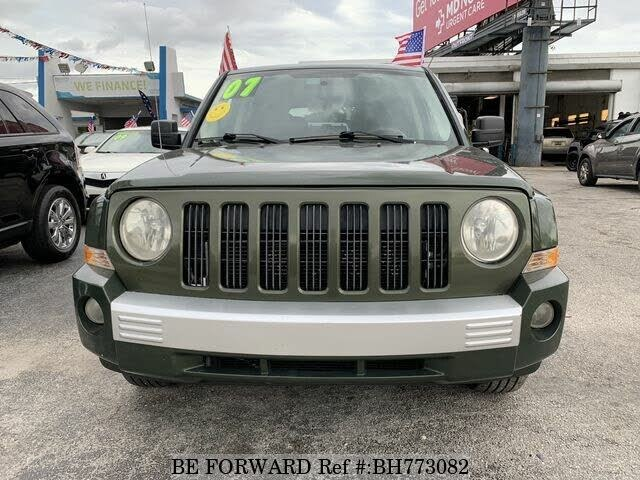Used 2007 JEEP PATRIOT BH773082 for Sale