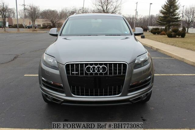Used 2013 AUDI Q7 BH773083 for Sale