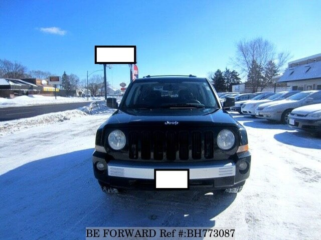 Used 2007 JEEP PATRIOT BH773087 for Sale
