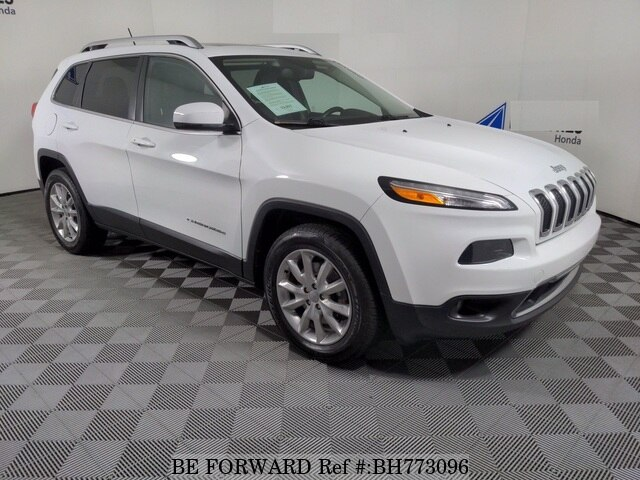 Used 2015 JEEP CHEROKEE BH773096 for Sale