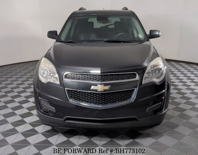 Used 2013 CHEVROLET EQUINOX BH773102 for Sale