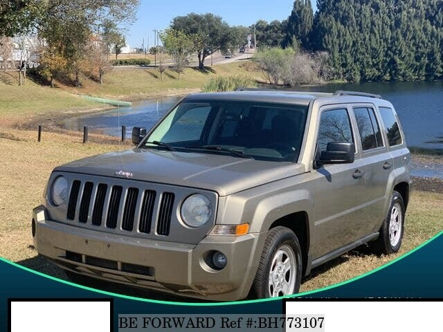 Used 2008 JEEP PATRIOT BH773107 for Sale