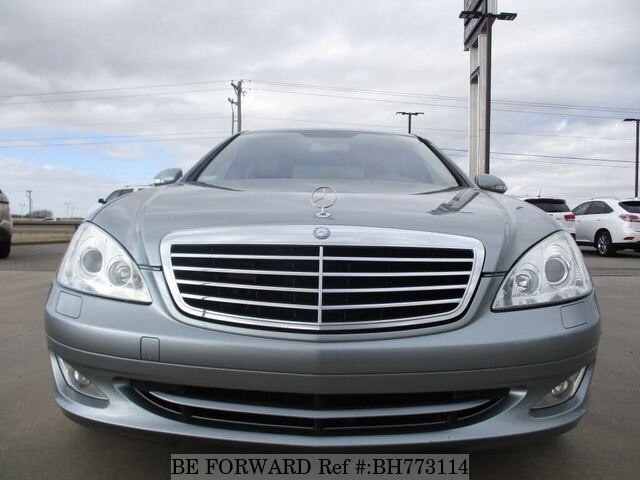Used 2007 MERCEDES-BENZ S-CLASS BH773114 for Sale