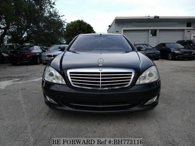 Used 2007 MERCEDES-BENZ S-CLASS BH773116 for Sale