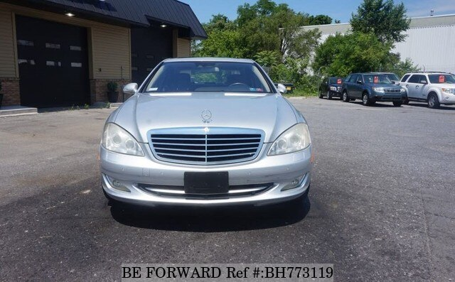 Used 2007 MERCEDES-BENZ S-CLASS BH773119 for Sale