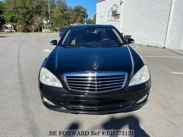 Used 2008 MERCEDES-BENZ S-CLASS BH773121 for Sale