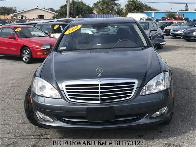 Used 2008 MERCEDES-BENZ S-CLASS BH773122 for Sale