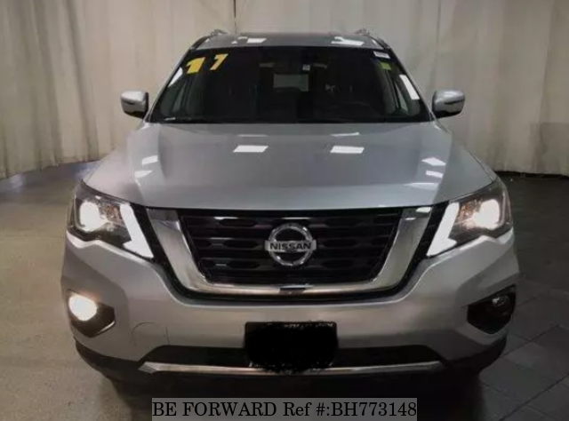 Used 2017 NISSAN PATHFINDER BH773148 for Sale