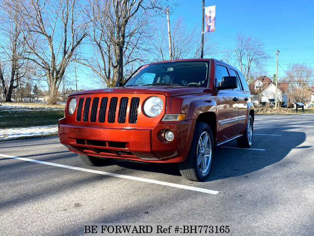 Used 2008 JEEP PATRIOT BH773165 for Sale