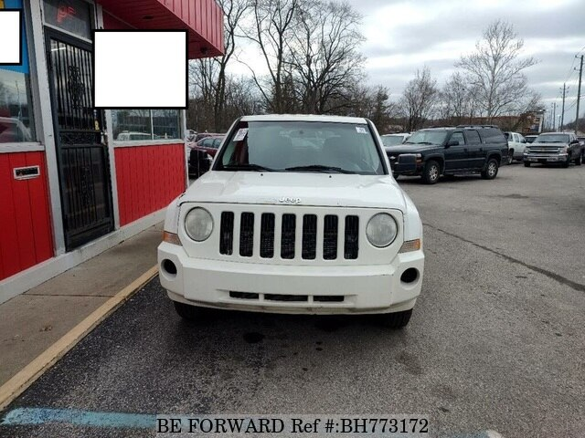 Used 2009 JEEP PATRIOT BH773172 for Sale