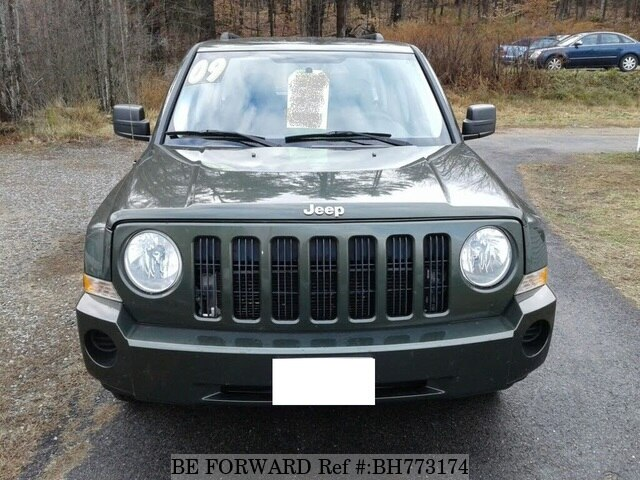 Used 2009 JEEP PATRIOT BH773174 for Sale