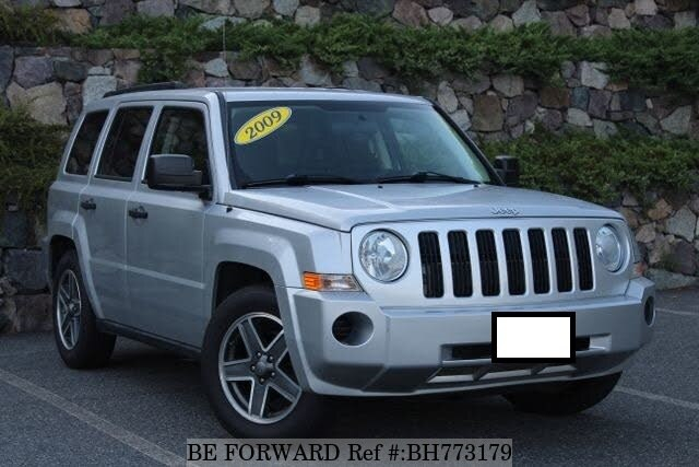 Used 2009 JEEP PATRIOT BH773179 for Sale