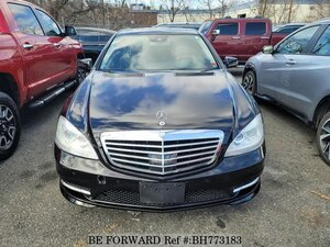 Used 2012 MERCEDES-BENZ S-CLASS BH773183 for Sale