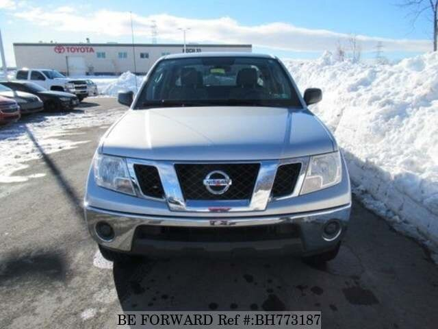 Used 2010 NISSAN FRONTIER BH773187 for Sale