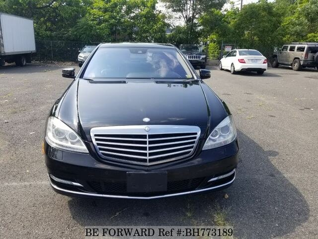 Used 2012 MERCEDES-BENZ S-CLASS BH773189 for Sale