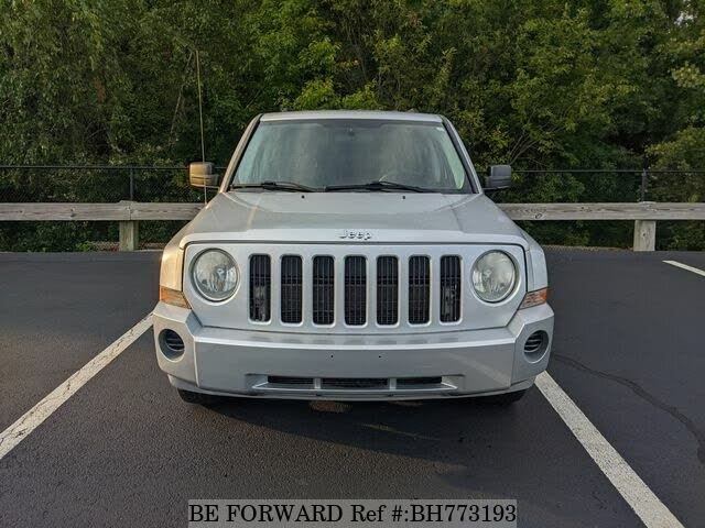 Used 2010 JEEP PATRIOT BH773193 for Sale