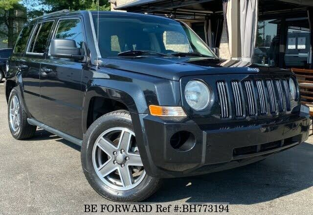 Used 2010 JEEP PATRIOT BH773194 for Sale