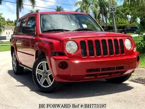 Used 2010 JEEP PATRIOT BH773197 for Sale