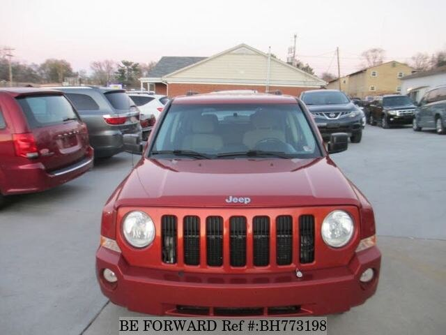 Used 2010 JEEP PATRIOT BH773198 for Sale