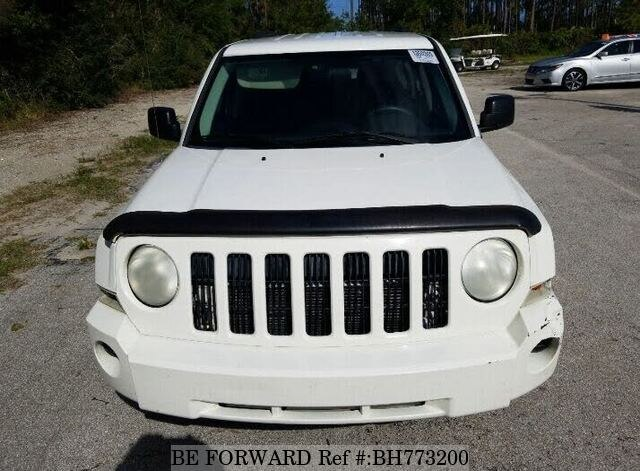 Used 2010 JEEP PATRIOT BH773200 for Sale