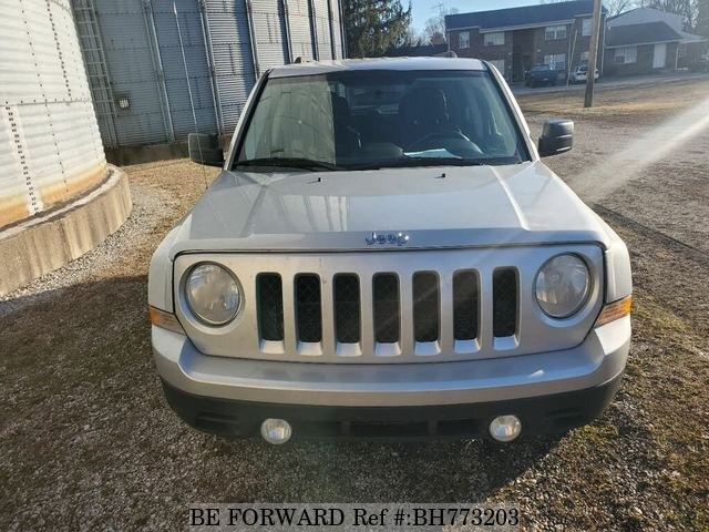 Used 2011 JEEP PATRIOT BH773203 for Sale