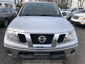Used 2011 NISSAN FRONTIER BH773208 for Sale
