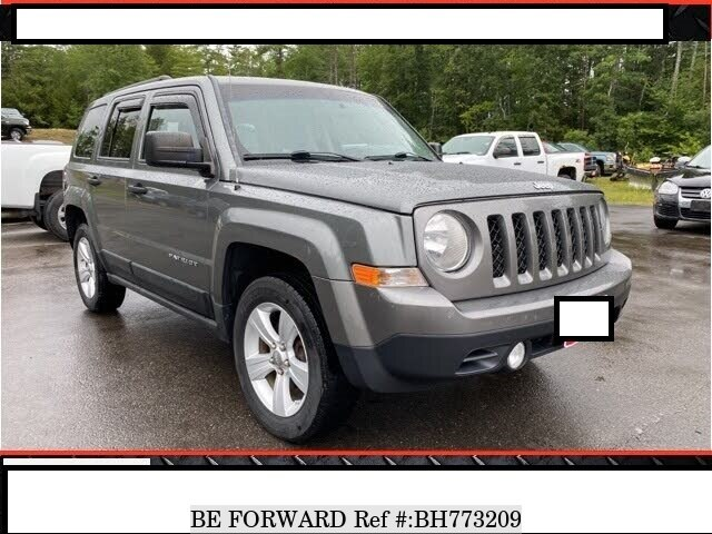 Used 2011 JEEP PATRIOT BH773209 for Sale