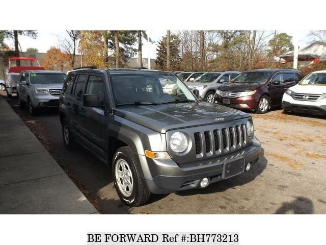 Used 2011 JEEP PATRIOT BH773213 for Sale