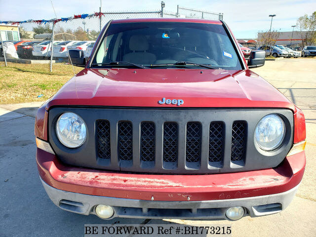 Used 2011 JEEP PATRIOT BH773215 for Sale