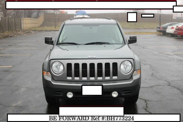 Used 2012 JEEP PATRIOT BH773224 for Sale