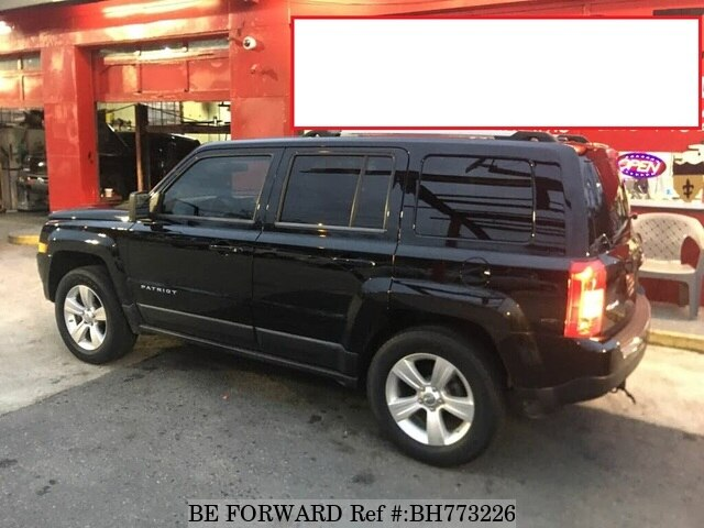 Used 2012 JEEP PATRIOT BH773226 for Sale