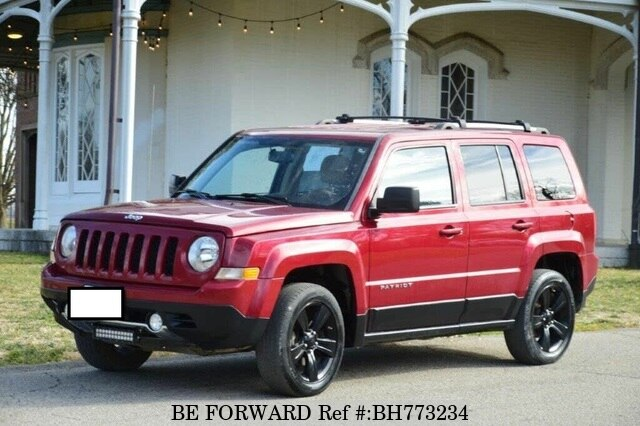 Used 2012 JEEP PATRIOT BH773234 for Sale